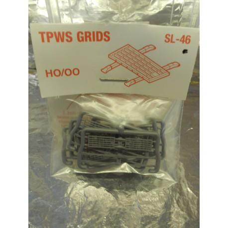** Peco SL-46 TPWS Grids (12 pieces)