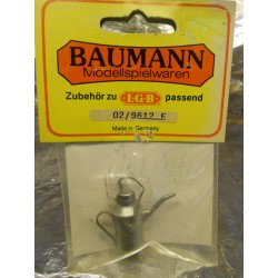 ** Baumann 02/9612 F  Large Oil Can