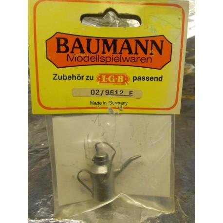 ** Baumann 02/9612 F  Large Oil Can