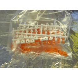 ** Herpa 050159   Warning Lights Orange.