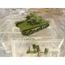 ** Minitank Premo 1206 Tank Russian T26 / Period of 1931