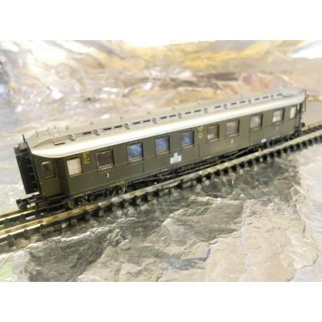 ** Fleischmann 8082  DRG 4-Axel Express Composite Coach