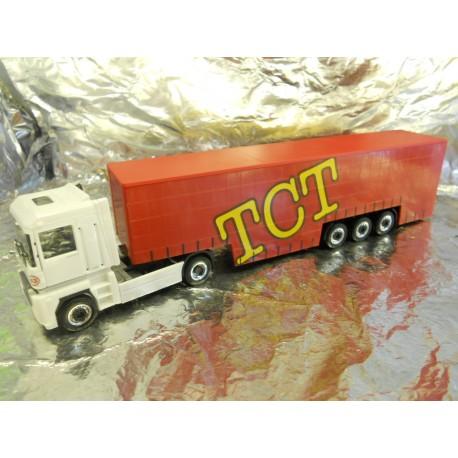 ** Herpa 282697  Renault Magnum Curtain Canvas Semitrailer TCT