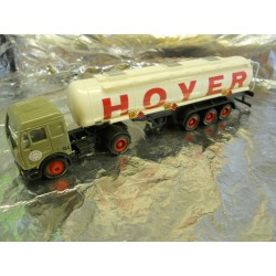 "** Herpa 150415 Mercedes Benz S Tank Semitrailer ""Hoyer"""