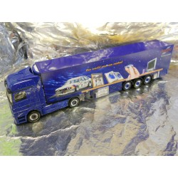 ** Herpa 297844  MB Actros LH 08 Refrigerated Box Semitrailer  Herpa Emotions 11