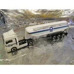 ** Herpa 285490 MAN TGA XLX Silo Semitrailer Wagner