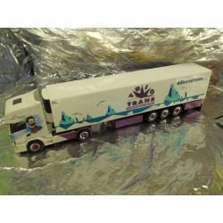 ** Herpa 148740 Scania 144 TL Refrigeated Box Semitrailer Bayern-Star