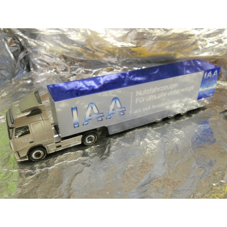 ** Herpa 280518 Volvo GL Box Semitrailer  IAA2006