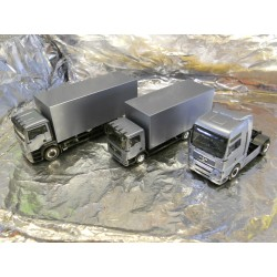 ** Herpa 281935 Special Three lorry MAN Set Klassentreffen