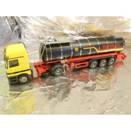 ** Herpa 145787 Mercedes Benz Actros L Tank Semitrailer Wohlfahrt