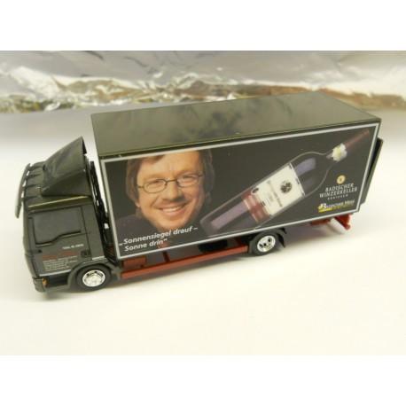 ** Herpa 278317  MAN TGL Box Type Truck Weintrans