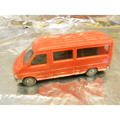 Herpa 043496-1 VW LT 2 Bus Red