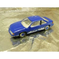 ** Herpa 022002 Pontiac Grand Prix Blue