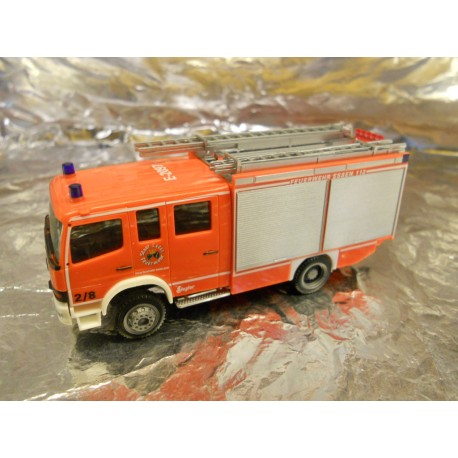 "** Herpa 046671 Mercedes Benz Atego LF 20/16 ""Essen fire department"""