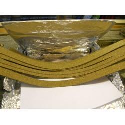 ** Javis JS15 10 Pcs Cork Ballast Strips 500mm Long N Scale