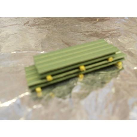 ** Heico 220101 Girders on Wooden Blocks 40mm TT / N