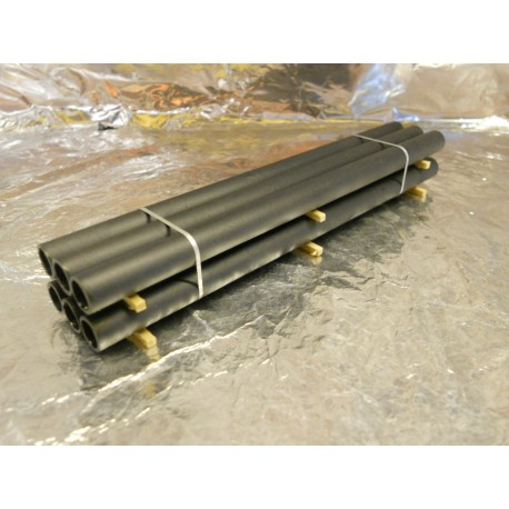 ** Heico 870051 Load of Steel Tubes on Wooden Stakes 135mm TT / HOe / HO / 00