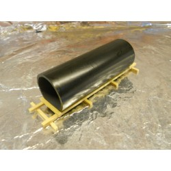 ** Heico 08783 Large Steel Tube on Wooden Pallet 95mm TT / HOe / HO / 00