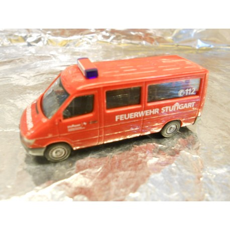 "** Herpa 284721 Mercedes-Benz Sprinter ""Stuttgart fire Department"""