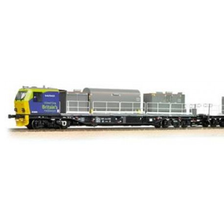 ** Bachmann Branchline 31-577 Windhoff MPV (Multi-Purpose Vehicle) Railtrack