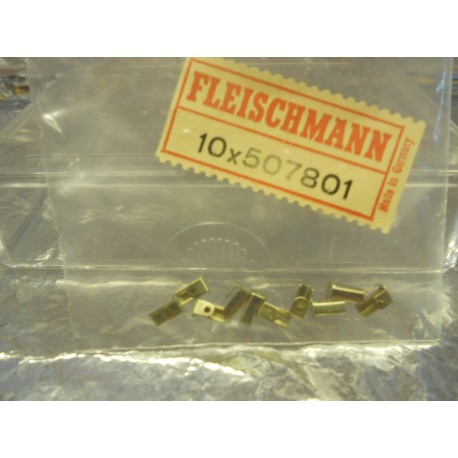 ** Fleischmann Spare 507801 Brush Covers Pack 10 HO Scale