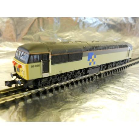 ** Dapol 2D-004-008 BR Class 56 056 Railfreight Construction