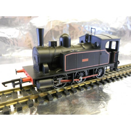 Golden Valley Hobbies GV2018 Petroleum Black Ajaz 0-6-0