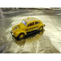 ** Brekina 25080 VW ADAC Motor Vehicle Yellow
