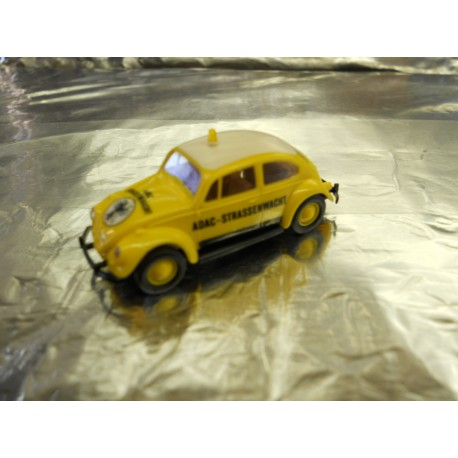** Brekina 25080 VW ADAC Motor Vehicle Yellow