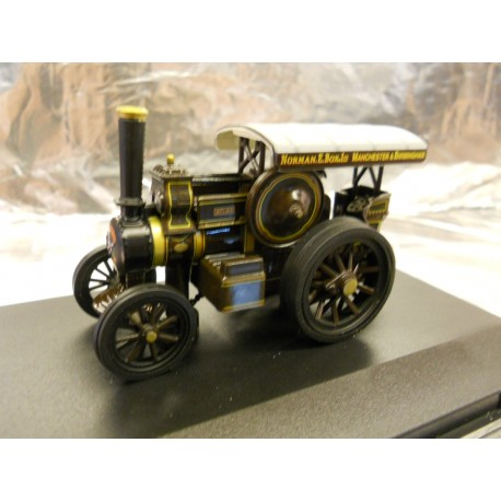 ** Oxford Diecast 76FOW001 Fowler B6 Road Locomotive Atlas Norman E Box