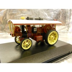 ** Oxford Diecast 76BUR005 Burrell Showmans Loco No.1