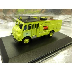 ** Oxford Diecast 76GG004  Green Goddess Coventry Fire Brigade