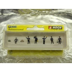 ** Noch 36285 Figure Pack Train Personal 6 1:160 N Scale