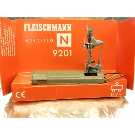 ** Fleischmann 9201 Electric Semaphore Distant Signal, Unlinked Arms