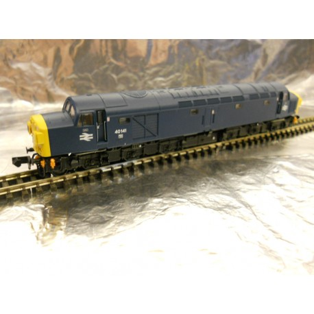 ** Graham Farish 371-183DS Class 40 BR Blue Split Head Code Digital Sound