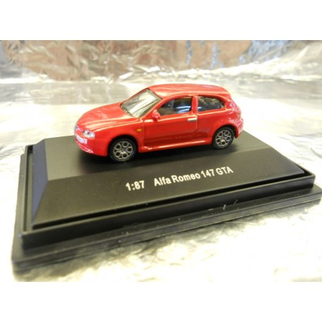 ** Gaugemaster GM307 Alfa Romeo 147 GTA 1:87 Scale