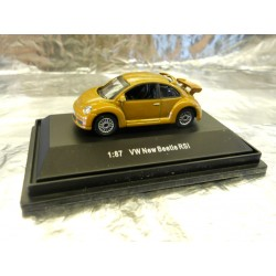 ** Gaugemaster GM312 Volkswagen Car New Beetle RSI 1:87 Scale