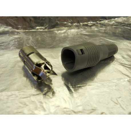 ** MDRE007 1 x Din Plug - A 5 Pin Male Plug - self assembly