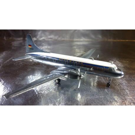 ** Herpa Wings 551199 Convair CV 340 D-ACDH 1:200