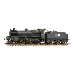 ** Graham Farish 372-933 N Class 2-6-0 810 SECR Grey