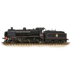 ** Graham Farish 372-931 N Class 2-6-0 31844 BR Black Early Emblem