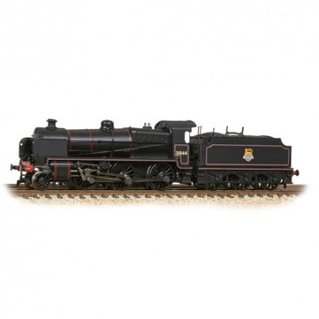 ** Graham Farish 372-931 N Class 2-6-0 31844 BR Black Early Emblem