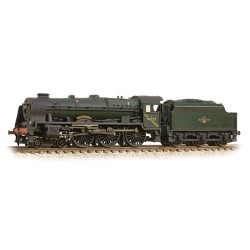 ** Graham Farish 372-579 Rebuilt Royal Scot 46122 'Royal Ulster Rifleman' BR Green L/