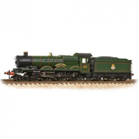** Graham Farish 372-031 Castle Class 5041 'Tiverton Castle' BR Green Early Emblem