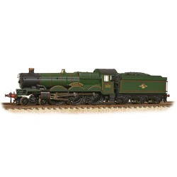 ** Graham Farish 372-032 Castle Class 5070 'Sir Daniel Gooch' BR Lined Green Late Crest