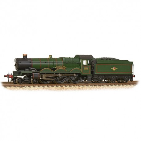 ** Graham Farish 372-032 Castle Class 5070 'Sir Daniel Gooch' BR Lined Green Late Crest