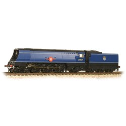 ** Graham Farish 372-310 Merchant Navy Class 35024 'East Asiatic Company BR Blue E/Em