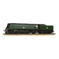 ** Graham Farish 372-311 Merchant Navy Class 35023 'Holland-Afrika Line' BR Green E/E