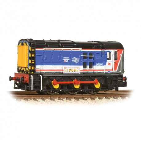 ** Graham Farish 371-023 Class 08 08600 'Ivor' Network SouthEast