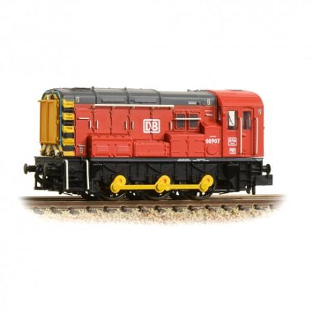** Graham Farish 371-024 Class 08 08907 DB Schenker